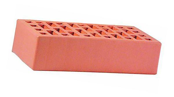 Керамический кирпич строительный (рядовой) полнотелый m-150 гладкая ЛСР