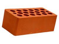 Керамический кирпич строительный (рядовой) пустотелый m-150 гладкая Керма