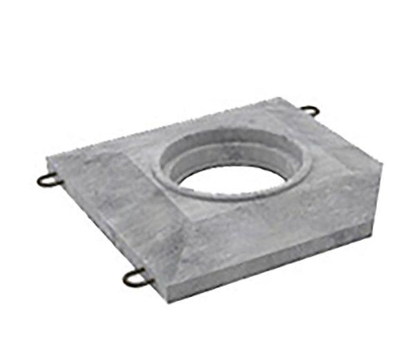 Опорная плита разгрузочная ОП-1к