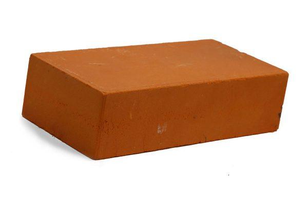 Сухопресс кирпич строительный (рядовой) полнотелый m-100 гладкая Мценск