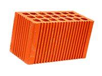 Керамический кирпич строительный (рядовой) пустотелый m-150 рифленая Михнево
