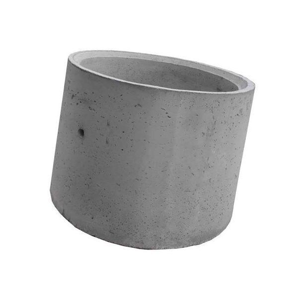 Кольцо для колодца ЖБИ с четвертью КС15-9ч
