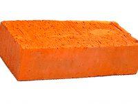 Керамический кирпич строительный (рядовой) полнотелый m-125 гладкая Ржев