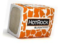 Утеплитель HOTROCK Блок 1200x600x50 50 кг/м3