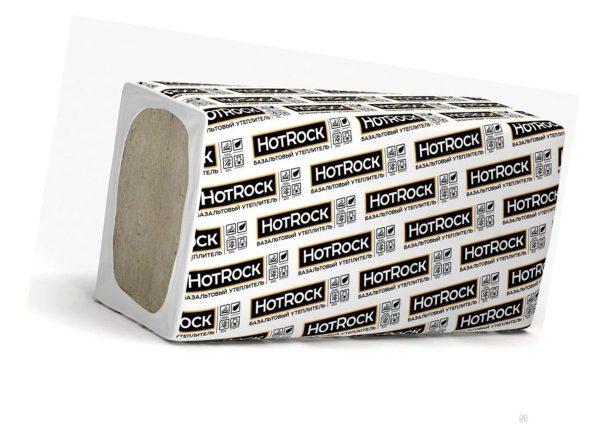 Утеплитель HOTROCK Вент ПРО 1200x600x50 80 кг/м3