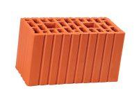 Керамический кирпич строительный (рядовой) пустотелый m-150 рифленая Гжельский КЗ