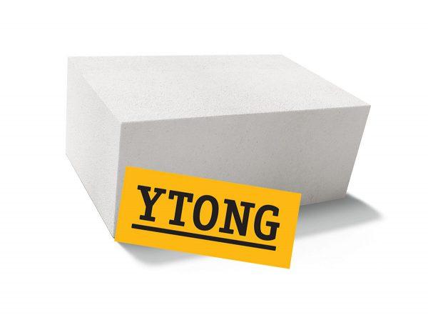 Пеноблок (пенобетонный блок) YTONG D500 625х250х200 стеновой