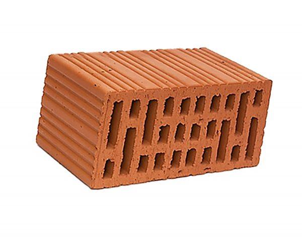 Керамический кирпич строительный (рядовой) пустотелый m-150 рифленая ВВКЗ г.Ржев
