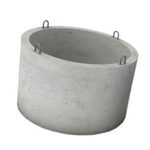 Кольцо колодезное железобетонное КС12-9 с замком