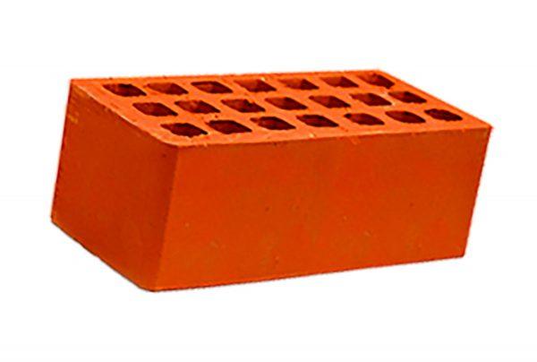 Керамический кирпич строительный (рядовой) пустотелый m-150 гладкая Михнево