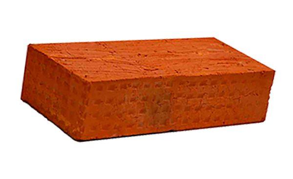 Керамический кирпич строительный (рядовой) полнотелый m-125 рифленая Гололобово