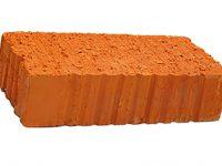 Керамический кирпич строительный (рядовой) полнотелый m-125 рифленая Вязьма
