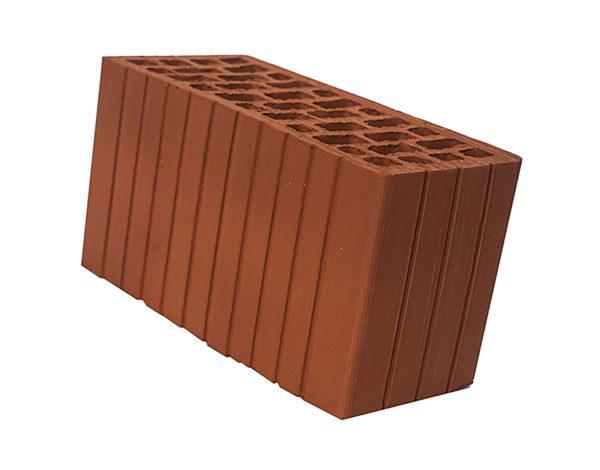 Керамический кирпич строительный (рядовой) пустотелый m-125 рифленая Римкер