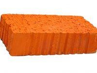 Керамический кирпич строительный (рядовой) полнотелый m-150 рифленая Вязьма