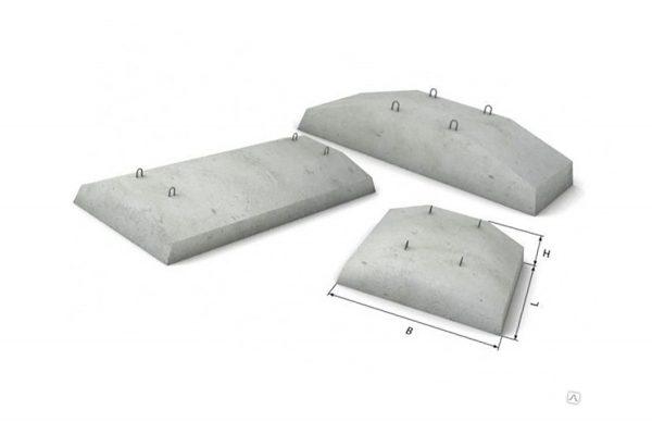 Фундаментные подушки ФЛ 10.24-2